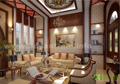 3D Interior Design Firms Concept House Home CGI Drawings