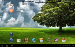 Android Tablet Manuel IP ve DNS Verme 01