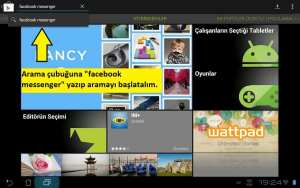 Android Tablet Facebook Messenger (3)