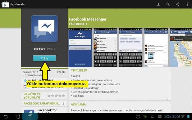 Android Tablet Facebook Messenger (5)