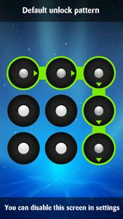 Nokia için Desen Kilidi Uygulaması MazeLock