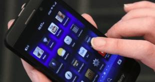 Blackberry Z10 Ekran Kilidi Parola Koyma4