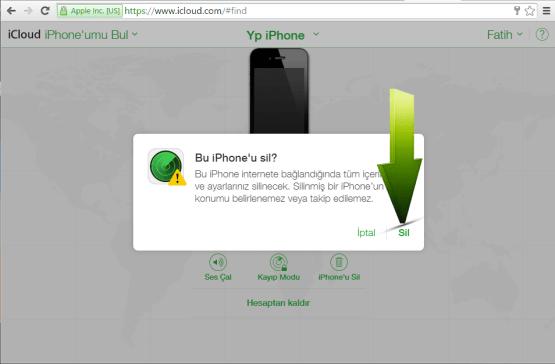 iPhone umu Bul Nasil Kapatilir 08