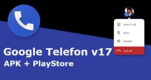 Google Telefon Uygulaması v17 Güncellemesi