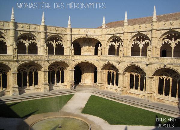 lisbonne monastere hyeronimites portugal