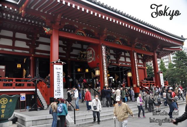 Senso-ji, Asakusa, Tokyo, Japon
