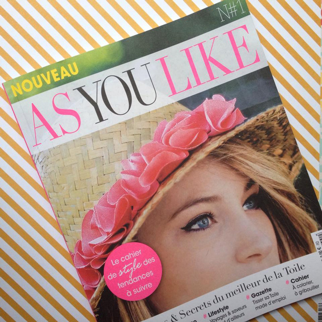 Magazine As you Like