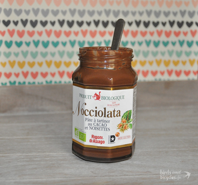 Alternative Nutella