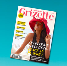 Magazine Grizette, féminin du Sud