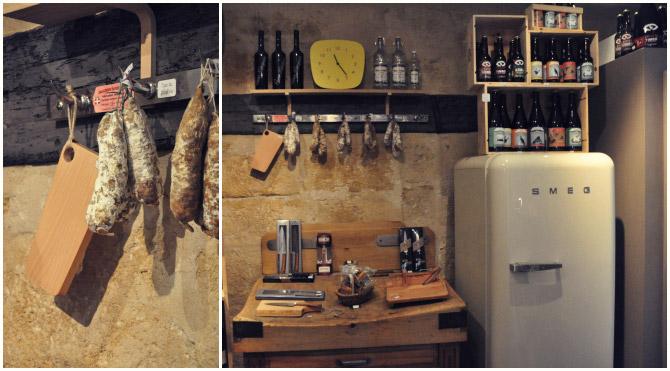 Une boutique gourmande et déco à Montpellier