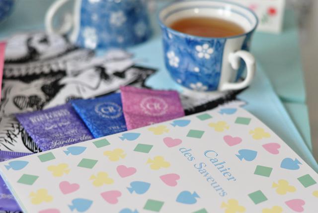 La thé box de mars 2016