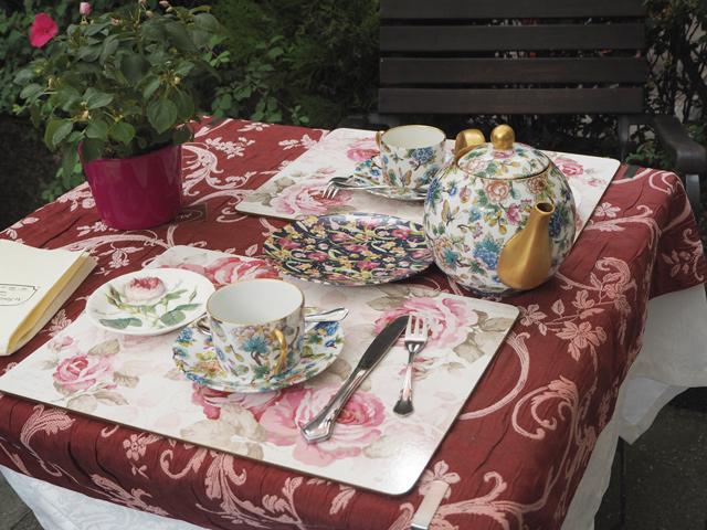 Où boire un thé à Strasbourg? Au Fond du jardin, une super adresse!
