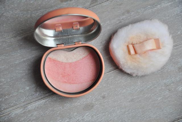 Blush tricolore de Skin Food - cosmétiques coréens