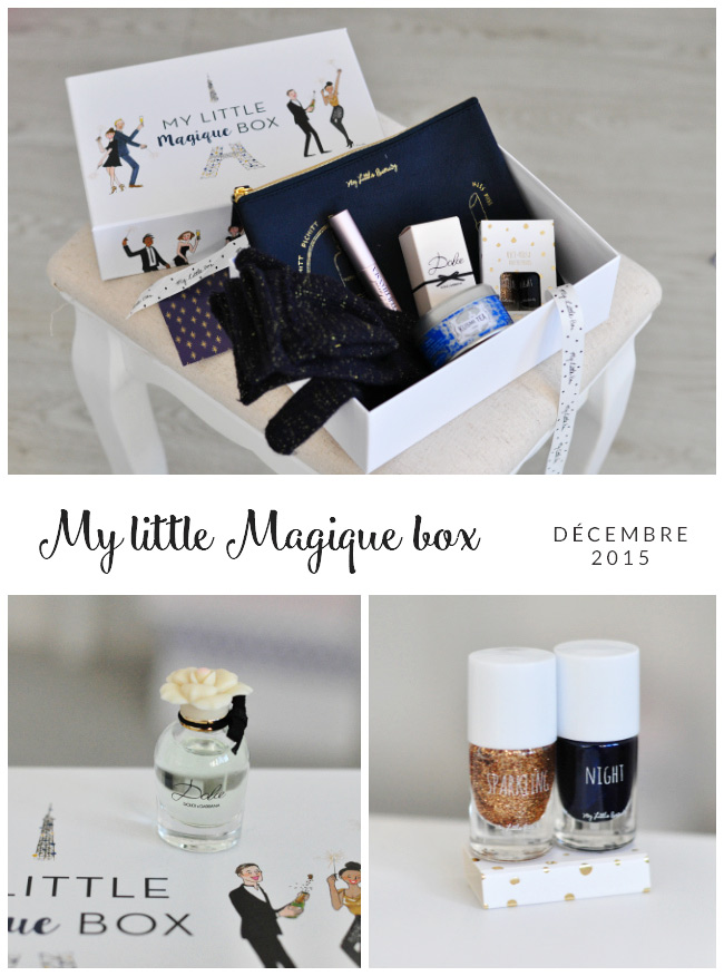 Best of My Littel Box : My Little Magique box