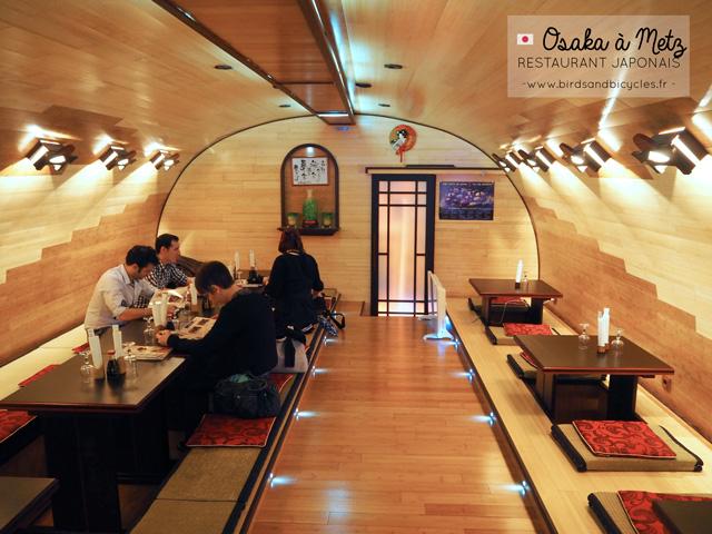 Adresse à metz le restaurant japonais osaka birds