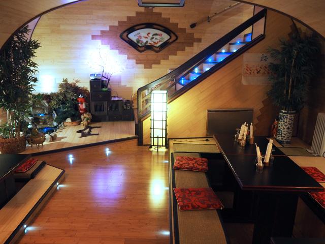 Osaka, le restaurant japonais à Metz avec des tatamis