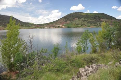 Lac du Salagou (Hérault, Sud de France)