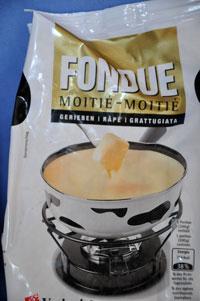 produit suisse fondue
