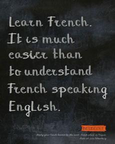 cliché français