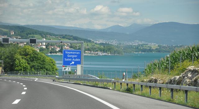 La Theorie De La Relativite Des Distances Entre La Suisse Et La