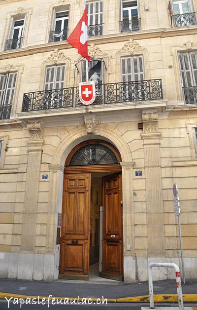 Comment refaire son passeport suisse l 39 tranger - Consulat de france port gentil ...