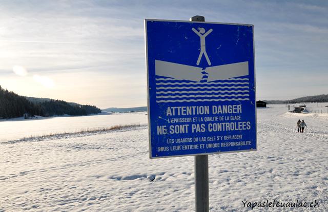 Lac des Taillères, vallée de la Brévine