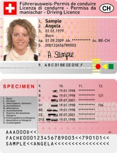permis de conduire suisse