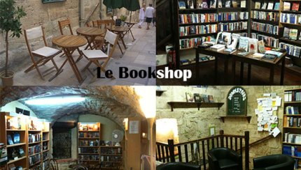Le Bookshop Montpellier
