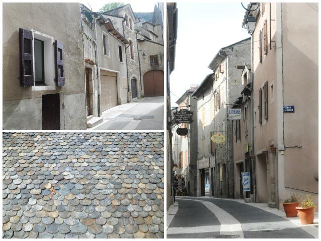 Florac, village cévenol