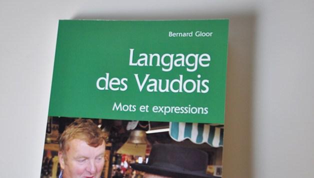 Livre: Langage des Vaudois: mots et expressions