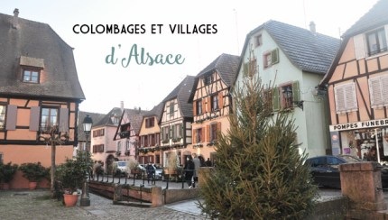 Villages à colombages