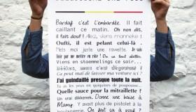 Poster de belgicismes