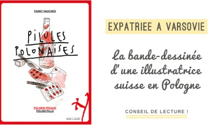 Avis sur la BD Pilules polonaises - livre d'expat suisse