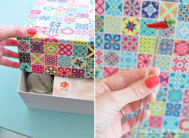 Déballage de la box Kitchentrotter spécial Mexique!