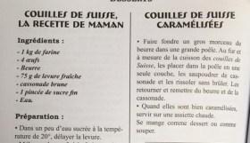 La recette des couilles de suisse! Une recette belge au nom insolite...