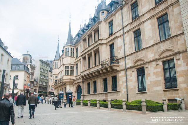 Visite de Luxembourg City: que voir