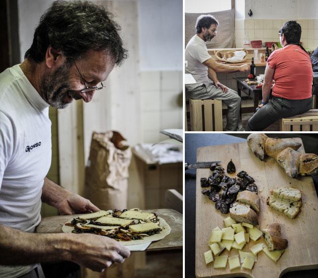 Boulanger à l'ancienne à Hérémence au Val d'Hérens!