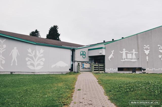 Musée de Mashteuiatsh de la nation Ilnu