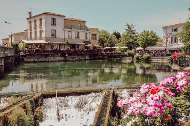 Ile sur Sorgue: escapade en Provence sur le blog