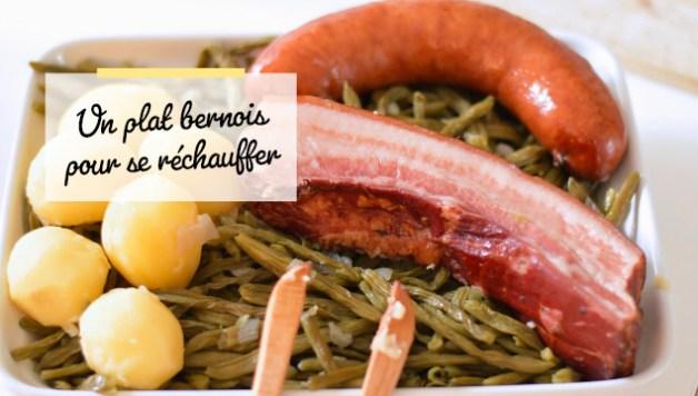 Le plat bernois - typiquement suisse