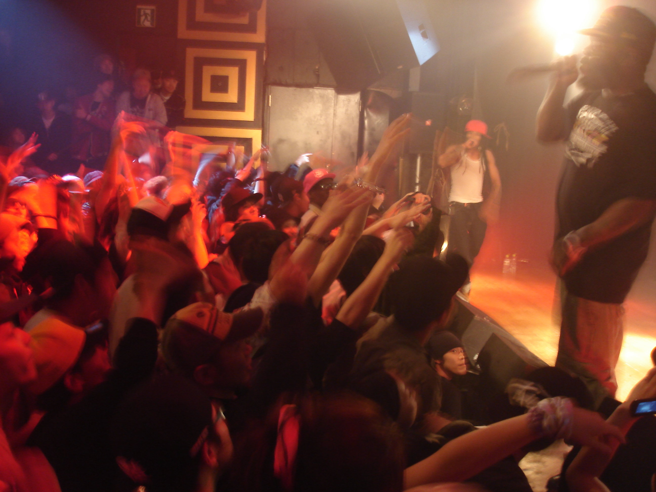 Smif-N-Wessun Japan Tour 2010