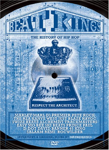 [DVD] Beat Kings – Respect the Architect –