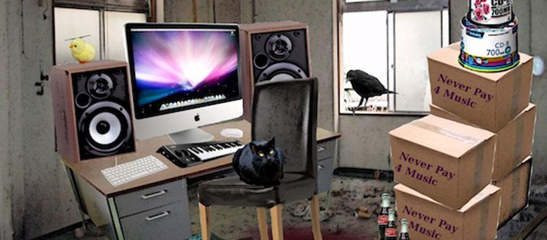 """soakubeats """"Never Pay 4 Music""""を作る為の10のアイテム"""