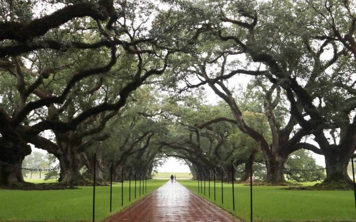 アメリカ奴隷制時代の歴史を色濃く残す南部のプランテーション