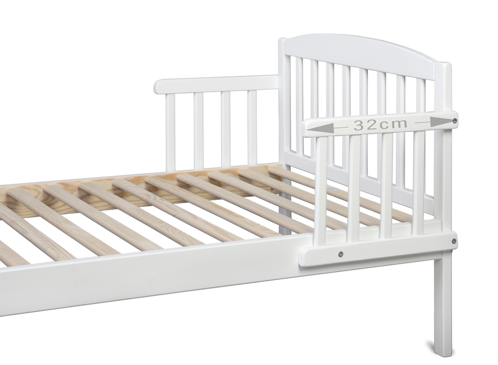 Yappyclassic Toddler Bed White Toddler Beds Products Catalogue Yappy Kids