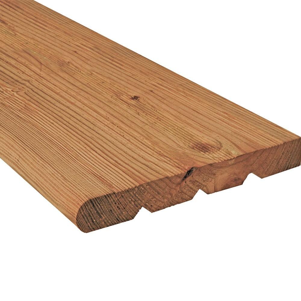 Pressure Treated Wood Stair Tread Yard Home | Pressure Treated Deck Stairs | Flared | 5 Foot | Landing | Pre Built | Simple