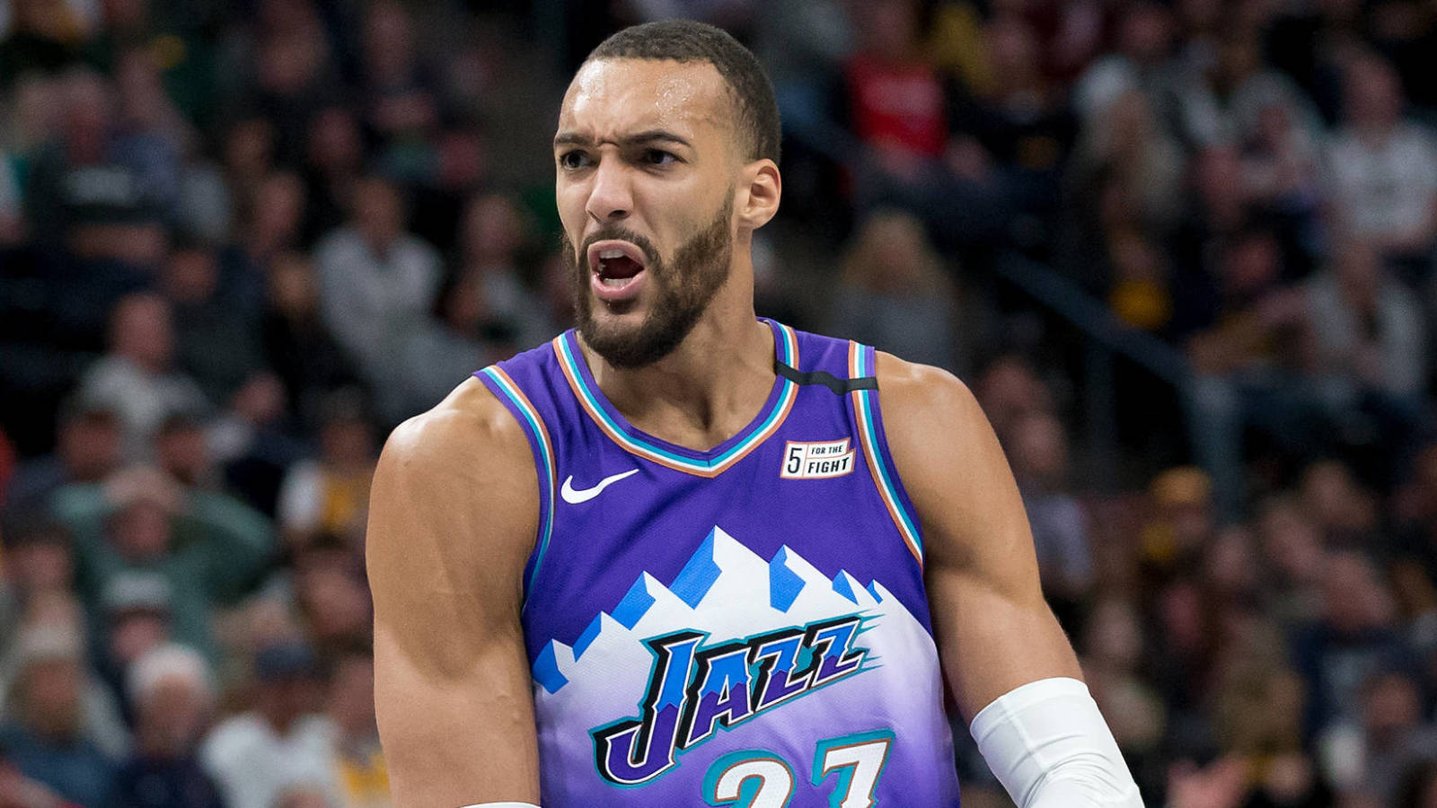 Photo of Utah Jazz star Rudy Gobert nonetheless not recovered from COVID-19