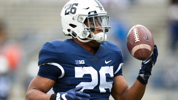 Twitter reacts to Mr. Do-It-All, Saquon Barkley, throwing ...