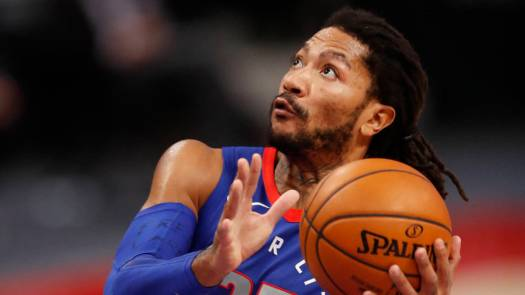 Report: Knicks close to acquiring Derrick Rose from ...