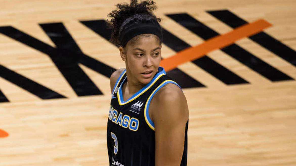 Candace Parker and Luka Doncic cover 'NBA 2K22' athletes - Insider Voice